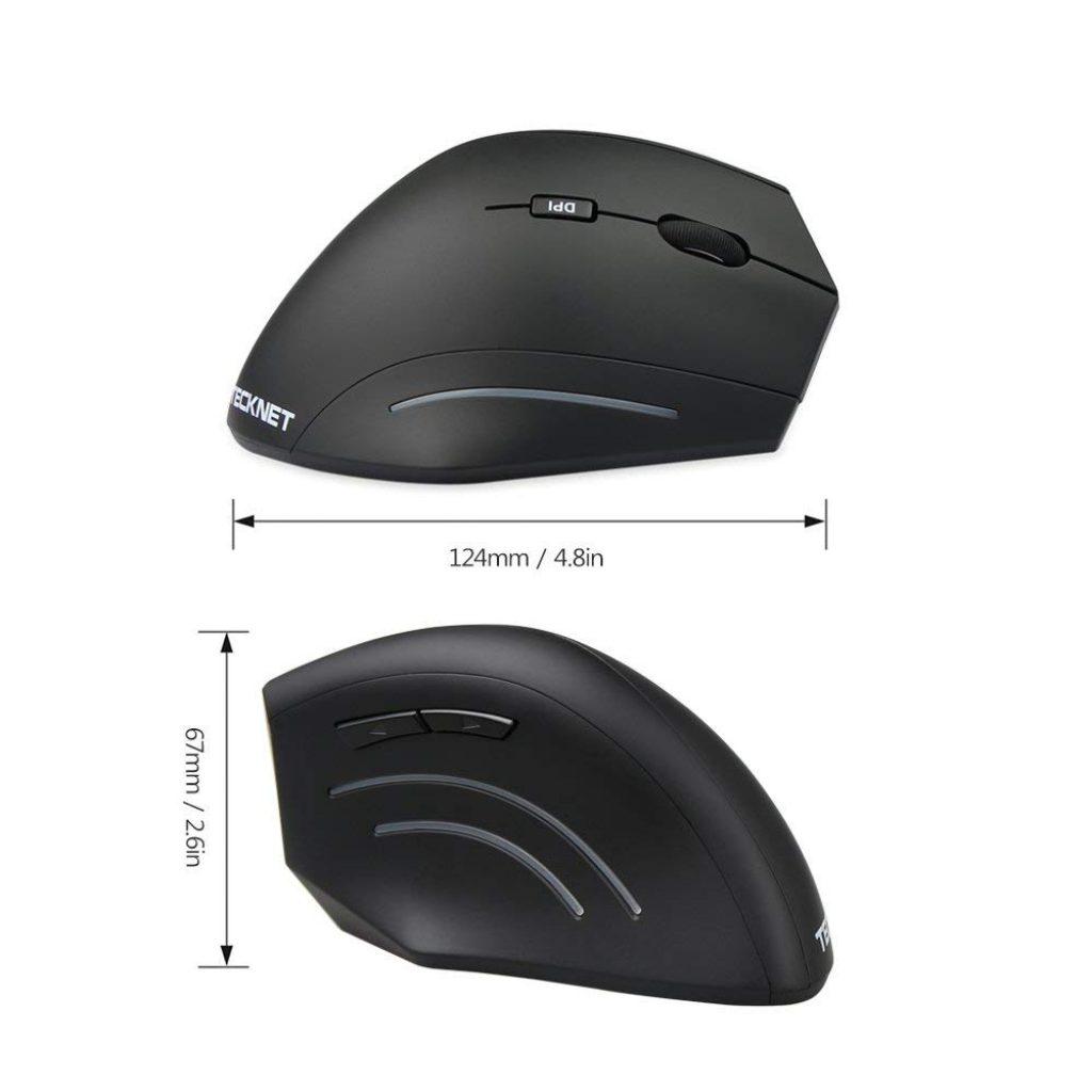 souris ergonomique pas cher